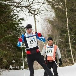 33. Viru Maraton - Toomas Kogger (234), Leonid Malikov (281)
