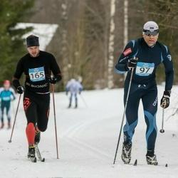 Kekkose 21. suusasõit - Aivo Kaljumäe (97)