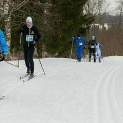 Kekkose 21. suusasõit - Henno Haava (77), Marek Viilol (106)
