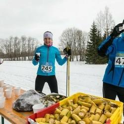 Kekkose 21. suusasõit - Laura Maasik (245), Kuldar Veere (472)