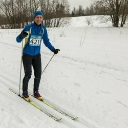 Kekkose 21. suusasõit - Monika Piirimäe (421)