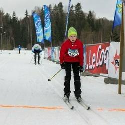Kekkose 21. suusasõit - Paul Piirimäe (483)