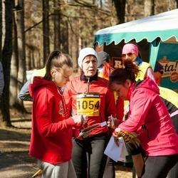 7. Tartu Parkmetsa jooks - Anneli Lipand (1054)
