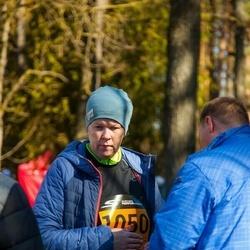 7. Tartu Parkmetsa jooks - Ene Reinsalu (1050)
