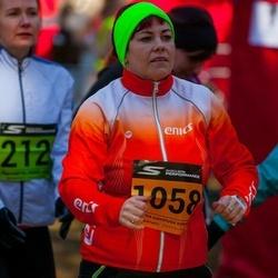 7. Tartu Parkmetsa jooks - Riina Sinimägi (1058)