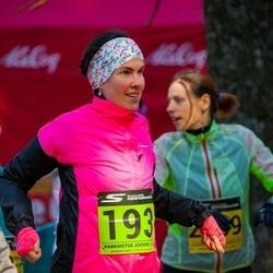 7. Tartu Parkmetsa jooks - Evelin Suits (193)