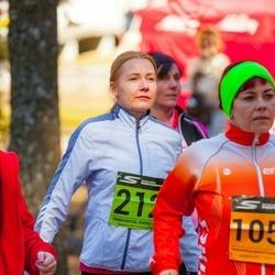 7. Tartu Parkmetsa jooks - Kristin Vahlberg (212)