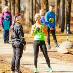 7. Tartu Parkmetsa jooks - Egle Villik (202)
