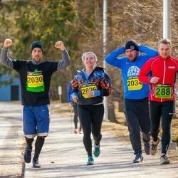 7. Tartu Parkmetsa jooks - Indrek Toomas (288)