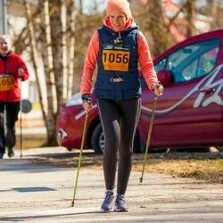 7. Tartu Parkmetsa jooks - Maris Aavik (1056)