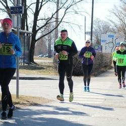 7. Tartu Parkmetsa jooks - Annika Jukk (271), Andrus Kukk (332)