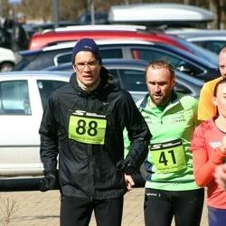 7. Tartu Parkmetsa jooks - Björn Puna (41), Jiri Tintera (88)