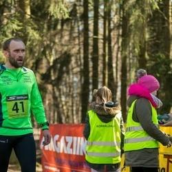 7. Tartu Parkmetsa jooks - Björn Puna (41)