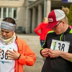 V Jõgeva Rahvajooks - Annika Loomus (36), Juho Ikkonen (38)