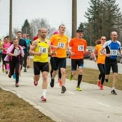 V Jõgeva Rahvajooks - Marcus-Heinrich Puhke (32), Margus Maidla (48), Kalev Kajaste (51), Andrus Kivari (59), Ellen Matla (73)