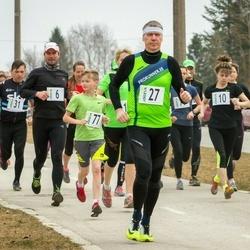 V Jõgeva Rahvajooks - Priit Toru (6), Tiiu Müürsepp (10), Raivo Meitus (27), Fred Koppel (77)