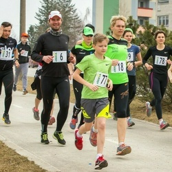 V Jõgeva Rahvajooks - Priit Toru (6), Tiiu Müürsepp (10), Maichl Suur (18), Fred Koppel (77), Birgit Kasela (78)