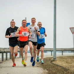 V Jõgeva Rahvajooks - Rauno Reinart (26), Taavi Kilki (35), Eno Lukk (65), Andrus Lein (80)
