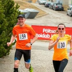 V Jõgeva Rahvajooks - Marge Türn (30), Andrus Kivari (59)
