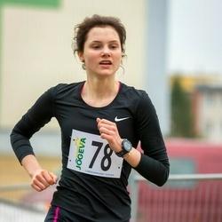 V Jõgeva Rahvajooks - Birgit Kasela (78)