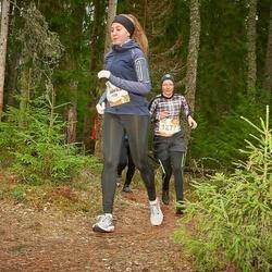 Sportland Kõrvemaa Kevadjooks - Rebeka Ojasar (1139), Katrin Arendi (1277)