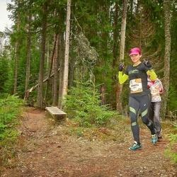 Sportland Kõrvemaa Kevadjooks - Zinaida Kruusalu (1071)
