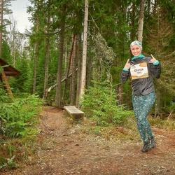 Sportland Kõrvemaa Kevadjooks - Olesja Dmitrijeva (1015)