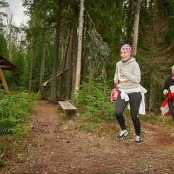 Sportland Kõrvemaa Kevadjooks - Kaia Lepikson (1105)