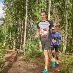 Sportland Kõrvemaa Kevadjooks - Edgar Peganov (168), Raul Ruubel (208)