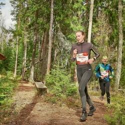 Sportland Kõrvemaa Kevadjooks - Meelis Jürisaar (50), Merilin Jürisaar (51)