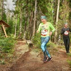 Sportland Kõrvemaa Kevadjooks - Jüri Vlassov (277), Dagmar Vlassov (278)