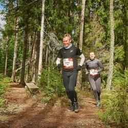 Sportland Kõrvemaa Kevadjooks - Erkki Liiv (106), Laina Mesila-Kaarmann (129)