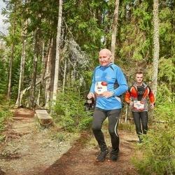 Sportland Kõrvemaa Kevadjooks - Rein Traus (243), Henri Voogla (280)