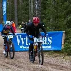 4. Alutaguse Rattamaraton - Heikki Savolainen (389)