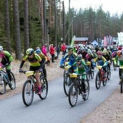 4. Alutaguse Rattamaraton - Anet Sirvel (2003), Marius Kaarjärv (2005)
