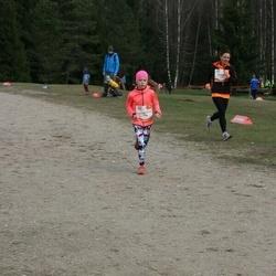 Sportland Kõrvemaa Kevadjooks - Kristiin Heleen Oll (1145)