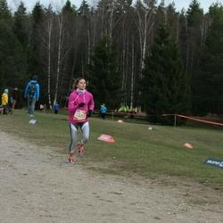 Sportland Kõrvemaa Kevadjooks - Eva Liisa Oks (1233)