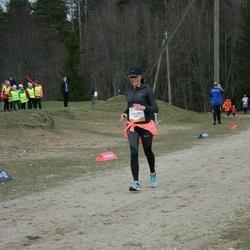 Sportland Kõrvemaa Kevadjooks - Margit Käbin (1090)