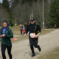Sportland Kõrvemaa Kevadjooks - Martti Tõll (1202)