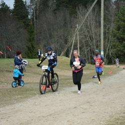 Sportland Kõrvemaa Kevadjooks - Martin Maasik (124), Ibrahim Mukunga Wachira (308), Taimi Kangur (1045)