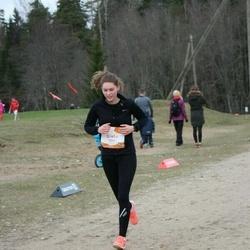 Sportland Kõrvemaa Kevadjooks - Grete Kivisaar (1061)