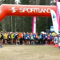 Sportland Kõrvemaa Kevadjooks - Aimar Hussar (35), Peep Jalakas (39), Juri Kovaljov (80), Sander Linnus (111), Rauno Reinart (200), Dmitri Aristov (320), Kelly Nevolihhin (349)