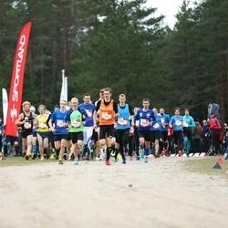 Sportland Kõrvemaa Kevadjooks - Tõnu Lillelaid (109), Raido Mitt (135), Rauno Reinart (200)