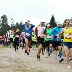 Sportland Kõrvemaa Kevadjooks - Jürgen Veber (267), Sander Lepik (347)