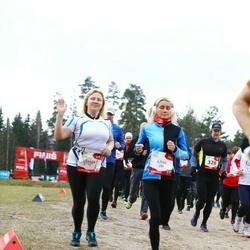 Sportland Kõrvemaa Kevadjooks - Tanja Borisova (18), Liisa Trisberg (244), Aarne Vasarik (328)