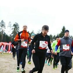 Sportland Kõrvemaa Kevadjooks - Eha Arb (10), Kristo Lilleoja (110), Henri Voogla (280)