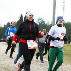 Sportland Kõrvemaa Kevadjooks - Mihkel Nõmmela (148), Indrek Nägelik (150)