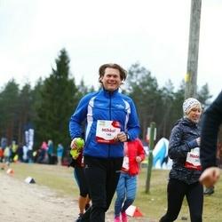 Sportland Kõrvemaa Kevadjooks - Mihkel Nõmmela (148), NadežDa Värk (282)