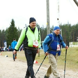 Sportland Kõrvemaa Kevadjooks - Kalev Kolk (75), Agu Riis (331)