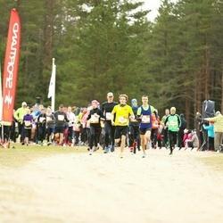 Sportland Kõrvemaa Kevadjooks - Ivo Lepasaar (101), Alari Lumberg (117), Karol Hanga (1025), Luna-Aleksandra Lagoda (1094)